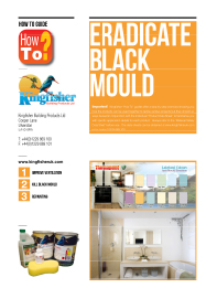 Black Mould How To