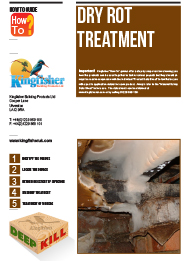 Dry Rot How To