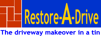Restore-a-Drive: The driveway block paving makeover in a tin