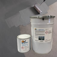 Shabby to Showroom – transformational epoxy floor paint
